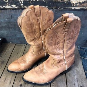Vintage Ariat Cowgirl Boots